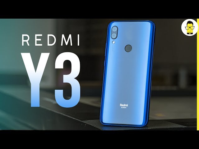 Redmi Y3 review: comparison with Realme U1, Mi A2, and Zenfone Max Pro M1