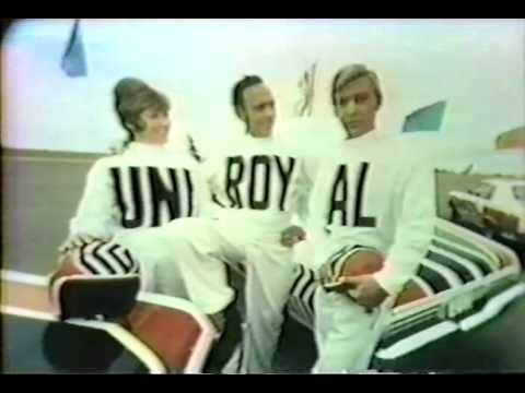 1973 Commercials UniRoyal and Continental Insurance
