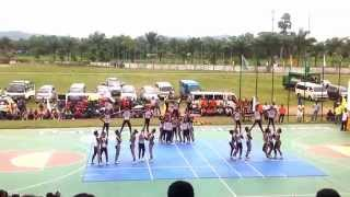 TEAM TRENTO ORGANIX - Madayaw Cheer Revolution - Cheetahs