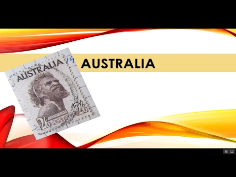 Stamps World -   Australia (Australian Stamps collection) - #StampsWorld