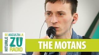 The Motans - Versus (Live la Radio ZU)