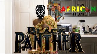 Download Clifford Owusu Comedy - In An African Home: Black Panther (Clifford Owusu)