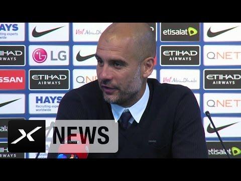 Pep Guardiola: Teamspirit wichtiger als Taktik | Manchester City - AFC Sunderland 2:1