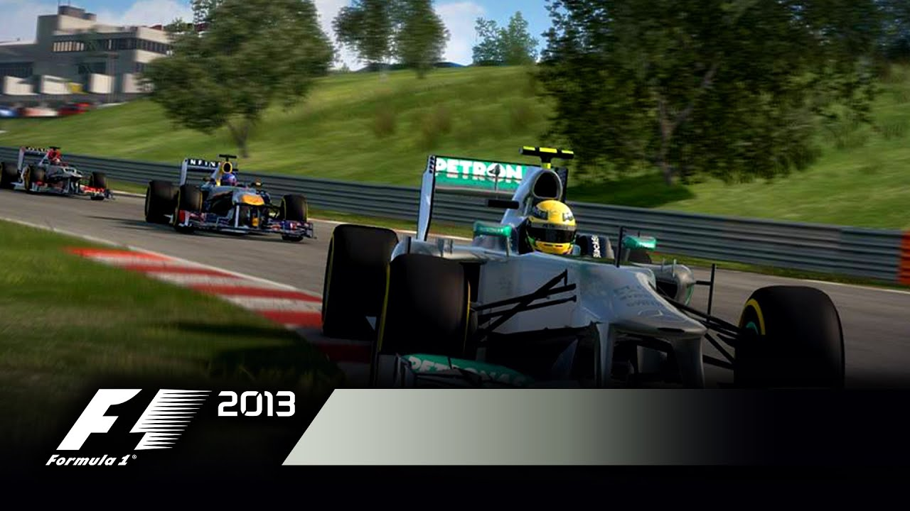 F1 2013 Monza Hotlap - YouTube
