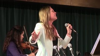 I came to worship you chanté par Myriam Douillet et le pasteur Daniel Vindigni