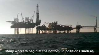 How To Find A Job On Offshore Oil Rigs