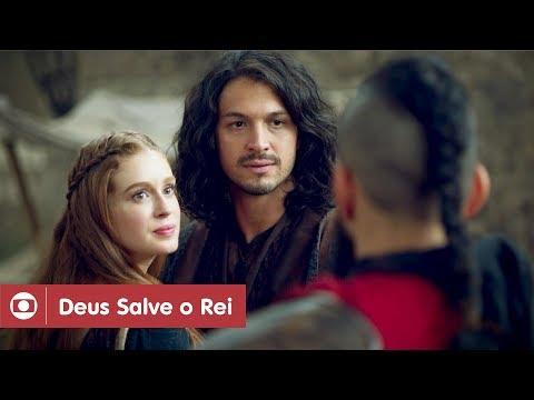 Deus Salve O Rei: capítulo 67 da novela, terça, 27 de março, na Globo