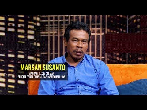 MANTAN KUSIR DELMAN PENDIRI PANTI REHABILITASI GANGGUAN JIWA | HITAM PUTIH (05/08/19) PART 1