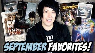 My September Favorites! [Monthly Favorites #5]