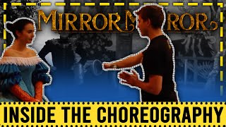 "Inside the choreography | Mirror mirror ""I Believe"""