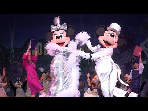 4K One Man's Dream II The Magic Lives On 最前中央 Tokyo Disneyland