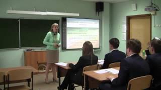 Урок немецкого языка, Быкова_Е.А., 2013