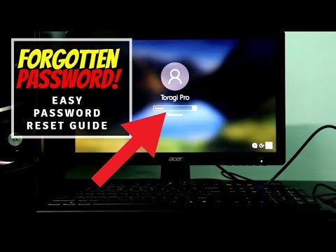 Easily Reset Forgotten Windows 10 Password With Hirens Boot CD!
