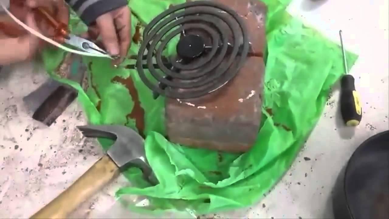 Estufa Electrica Casera Youtube