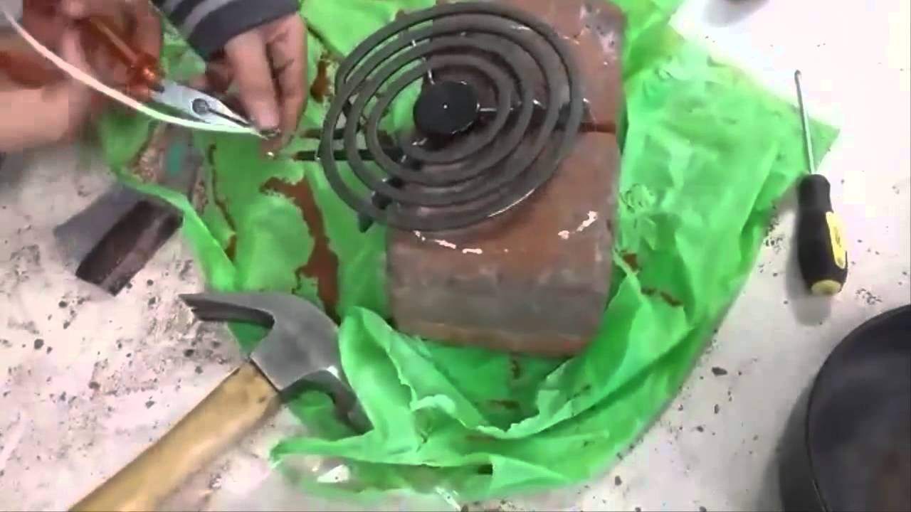 Cocina Electrica Fisica Colegio Sm Youtube