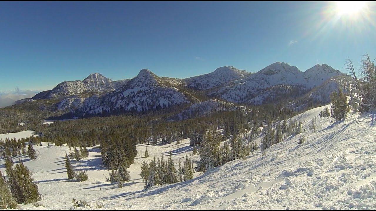 grant's getaways: anthony lakes - oregon's friendly little ski area