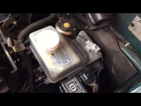 2003 Montero Limited Brake Pump Noise Youtube