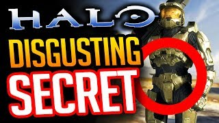 Halo's Most DISGUSTING Spartan Secret ANSWERED
