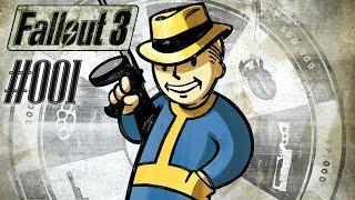 Fallout 3 #001 - Neues Leben - [Lets Play] [Xbox 360] [Deutsch] [HD]