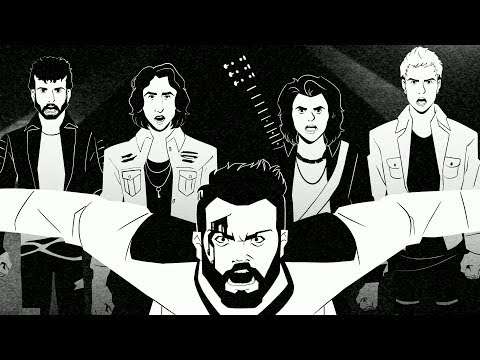 ASKING ALEXANDRIA - Vultures (Official Music Video)