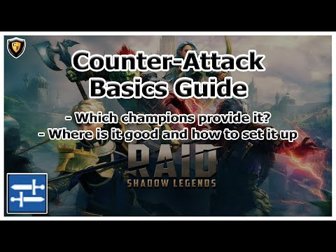 RAID Shadow Legends | Basics Guide To Counter-Attack
