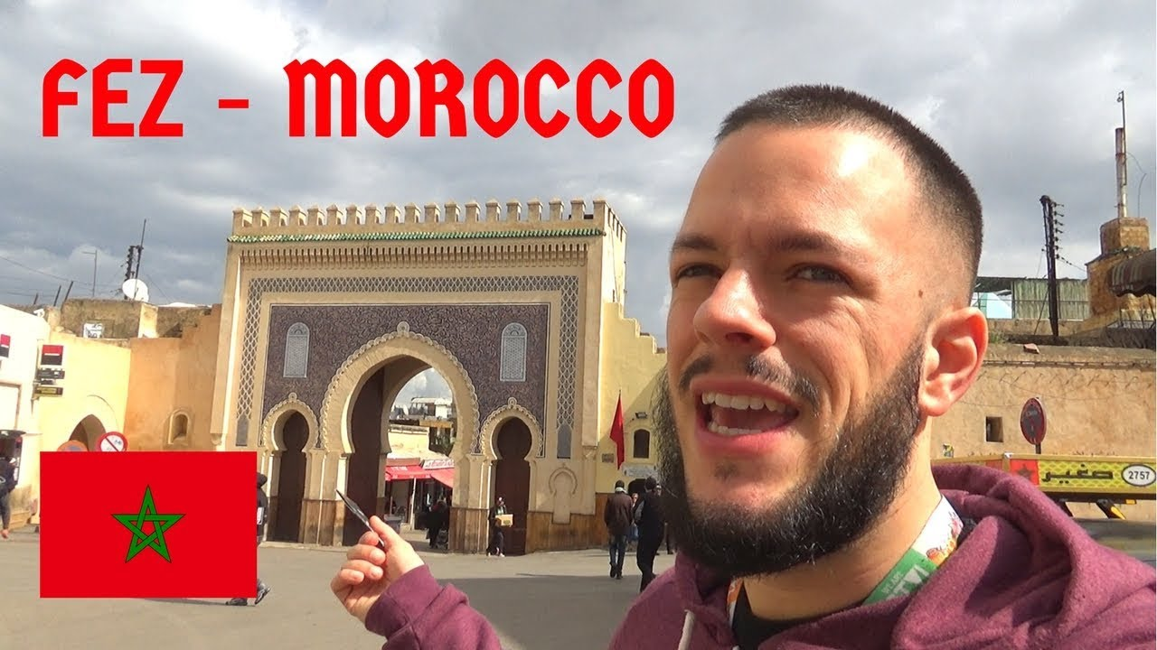 Fez Morocco - The LARGEST MEDINA In The WORLD