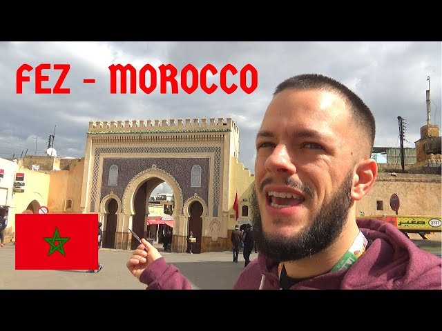 The LARGEST MEDINA In The WORLD