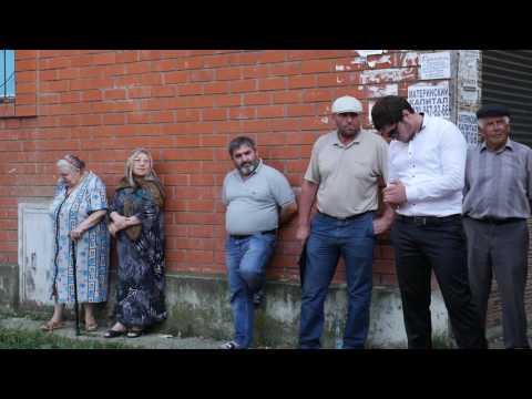 Встреча с избирателями на улице Чкалова
