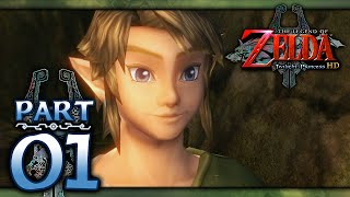 The Legend of Zelda: Twilight Princess HD - Part 1 - Ordon Village
