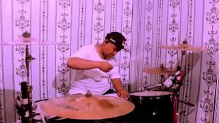 Alan Walker , K-391 & Emelie Hollow - Lily ( Drum Cover)