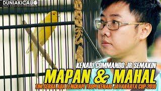 Kenari COMMANDO JR Semakin MAPAN MAHAL Setelah Belaga Di JAYAKARTA CUP 2018