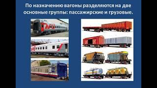 видео Типы железнодорожных контейнеров для перевозки грузов