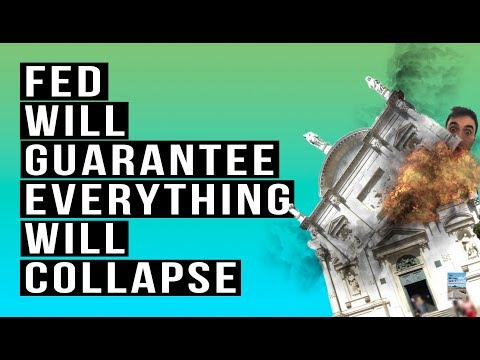 The Global Economic Collapse is Unavoidable! Central Banks Causing MASSIVE Deflation!