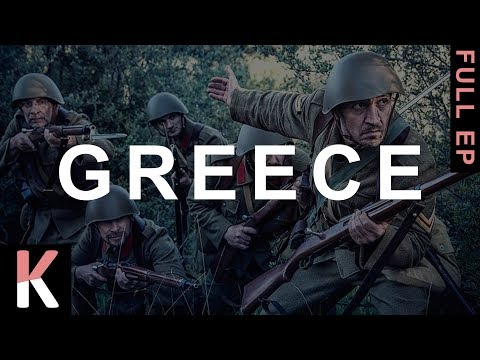 The Greek Struggle Against Evil! Hearts of Iron IV Cinematic - Full Episode |