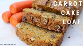 carrot cake recipe easy