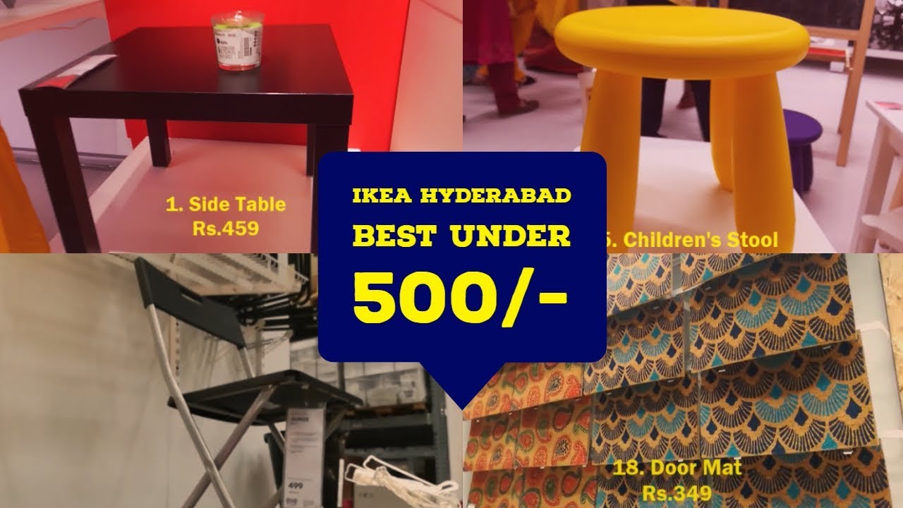 Ikea Hyderabad 28 Best Products Below Rs 500 Price Details Product Descriptions