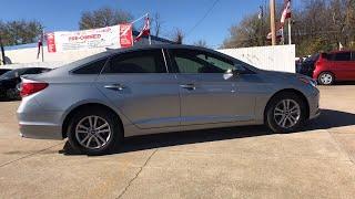 2016 Hyundai Sonata Pryor, Broken Arrow, Tulsa, Oklahoma City, Wichita, OK B1742B1