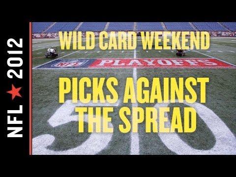 2012 NFL Playoffs: Wild Card Weekend Picks Against the Spread