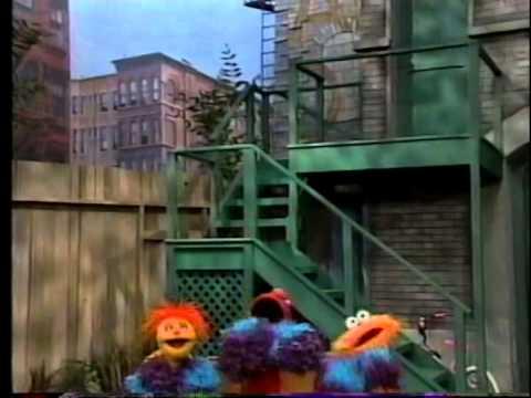 Sesame Street - Scenes from 3232 (RE-UPLOAD)