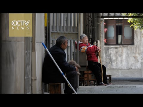 Private companies eye on China's high-end elderly care industry