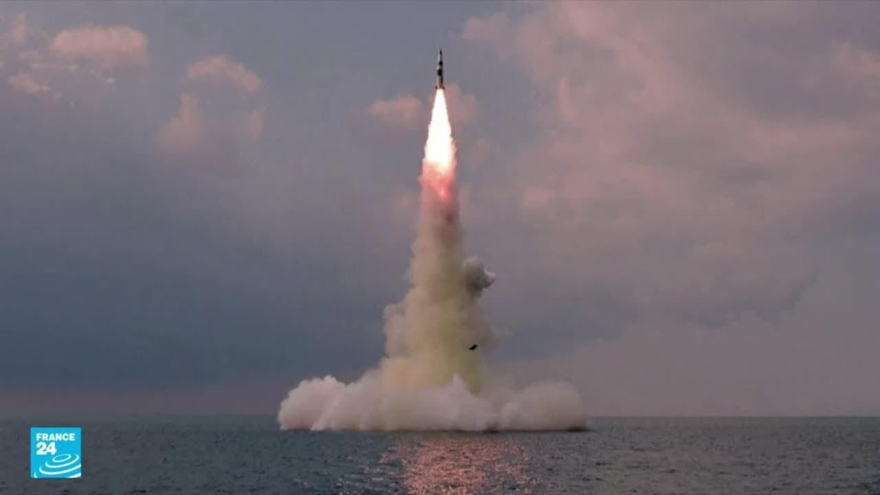 كوريا الشمالية تعلن نجاح عملية إطلاق -صاروخ بالستي جديد من غواصة  - نشر قبل 1 ساعة