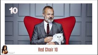 Graham Norton Red Chair 10