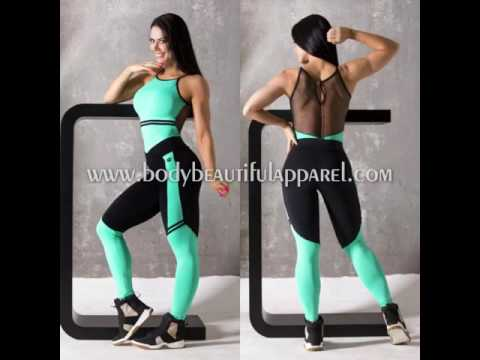 CANOAN -BRAZILIAN FITNESS WEAR AVAILABLE FROM UK STOCKIST - YouTube bbab0a60b1a2