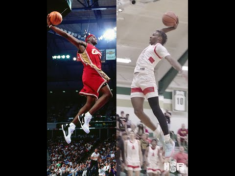Bronny Looked Like LeBron James On This Dunk #Shorts