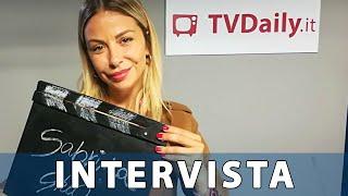 TvDaily.it - Ciak si gira!: Intervista esclusiva a Sabrina Ghio