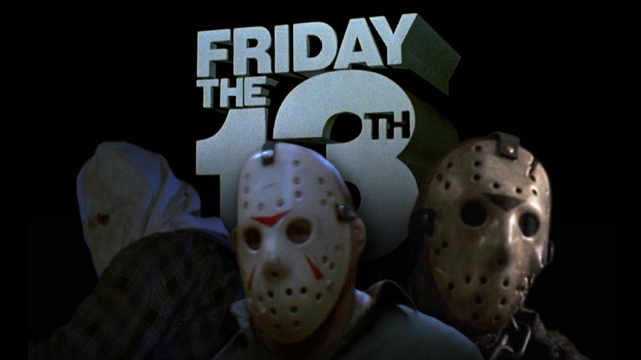 Official trailers friday the 13th 1980 1989 youtube - Friday the thirteenth wallpaper ...