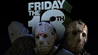 ► Friday the 13th: (1980 - 1989) — Official Trailers [480p HQ]