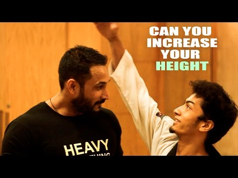 Increasing height - Can you