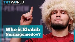 Who is Khabib Nurmagomedov?
