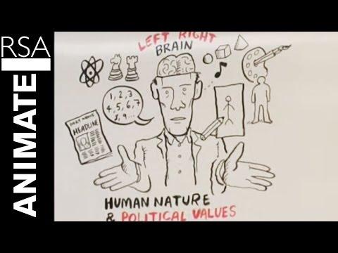 RSA ANIMATE: Left Brain, Right Brain